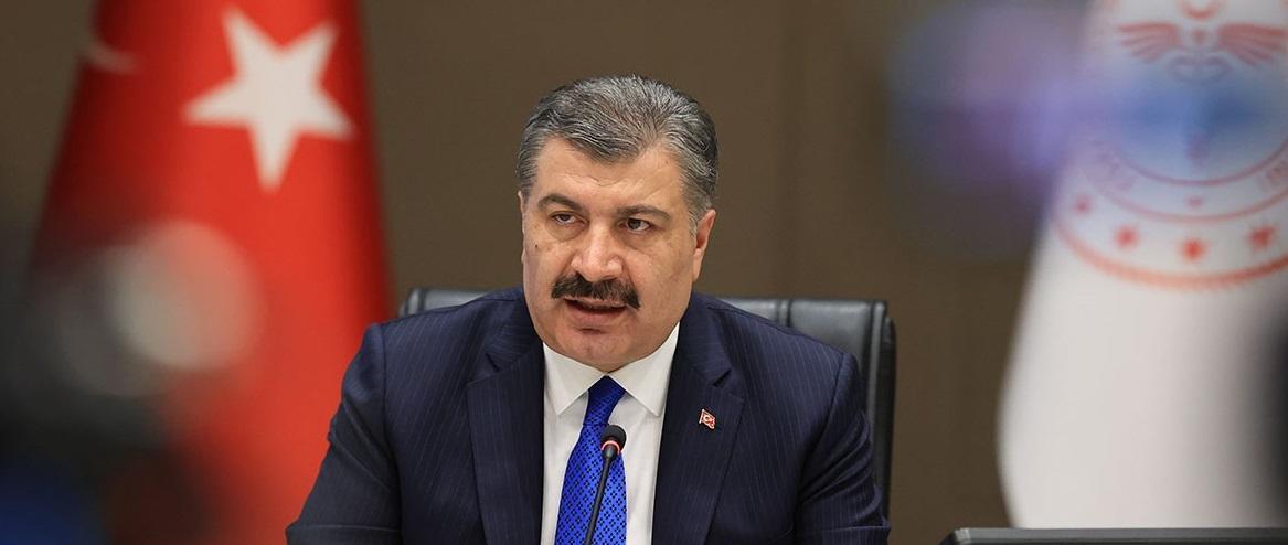 Sağlık Bakanı Koca' dan merakla beklenen açıklama: 'Korona aşılarımız geliyor!..'