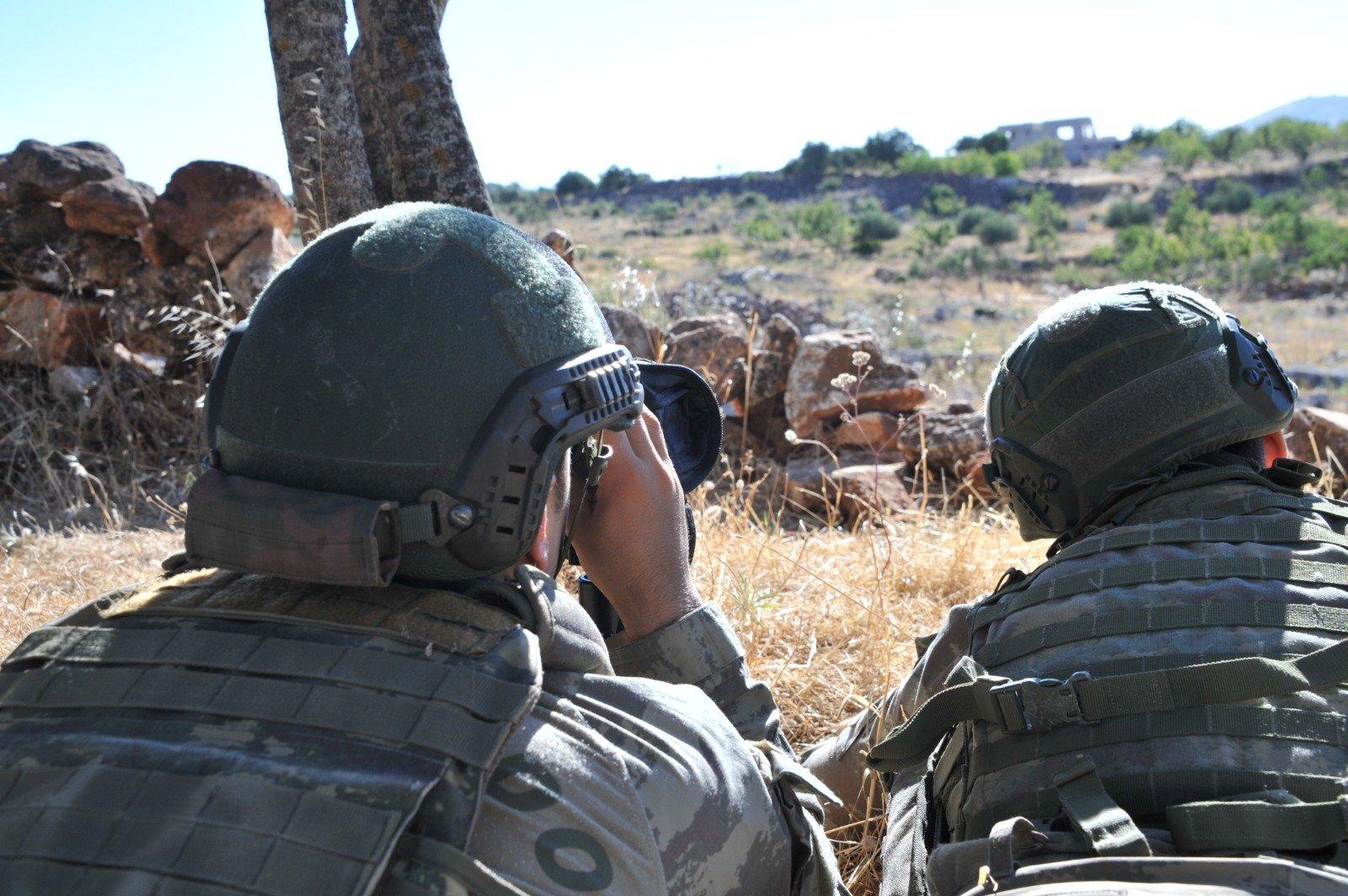 'Yıldırım -16 Sehi Ormanları Operasyonu' başladı