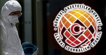 KGK: Dünyada 489, Türkiye'de 15 gazeteci kovid kurbanı oldu