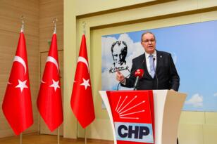 CHP Sözcüsü Öztrak: 'Sadece vatandaşın değil, ülkenin dış borcu da rekor kırdı!'
