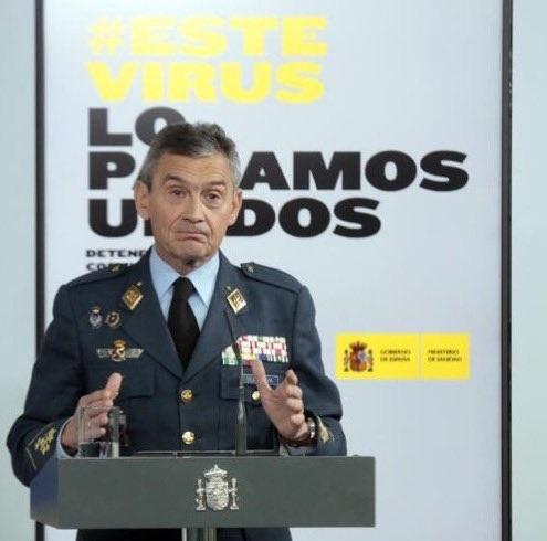 İspanyol Genelkurmayı' nda öncelikli aşı nedeniyle istifalar oldu