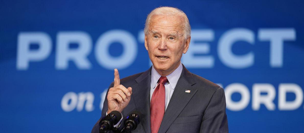 """Joe Biden: """"Hiçbir başkan 'kral' olamaz!"""""""
