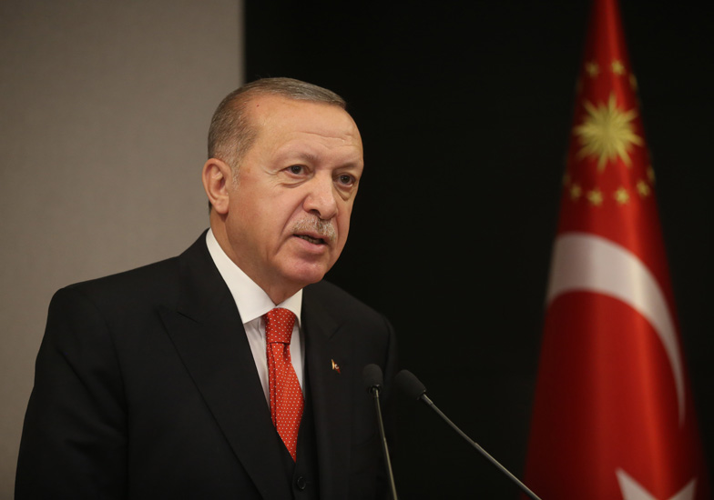 'Demokrasimizin, hak ve özgürlüklerin çıtasını yükseltecek reform hazırlıkları içindeyiz'