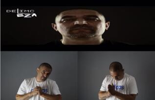Türk Rapçi DeliMC'nin 'EZA' adlı teklisinin klibi yayında…