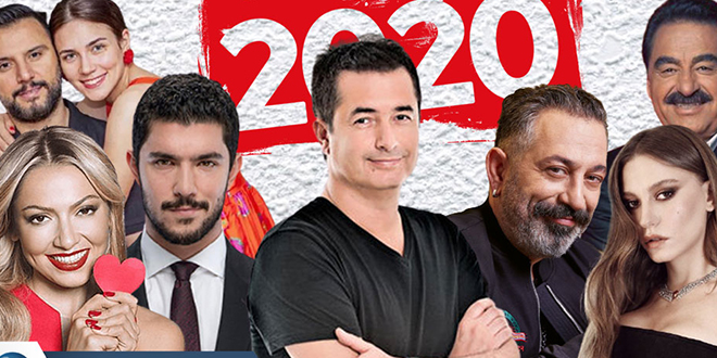 Magazin Dünyasında 2020′ de En çok konuşulanlar sıralamasında Ilıca'lı yine önde