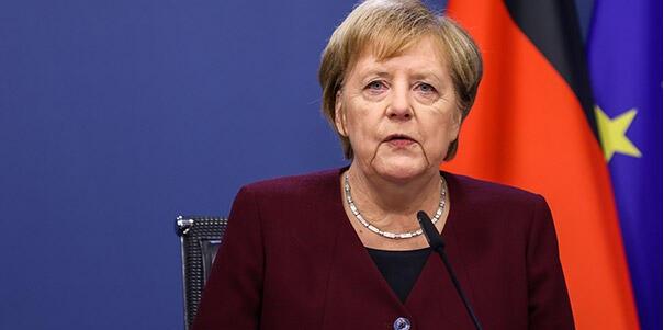Berlin il saglik müdürlügüne bağlı Şansölye Merkel: 'Sıram gelince aşı olacağım'