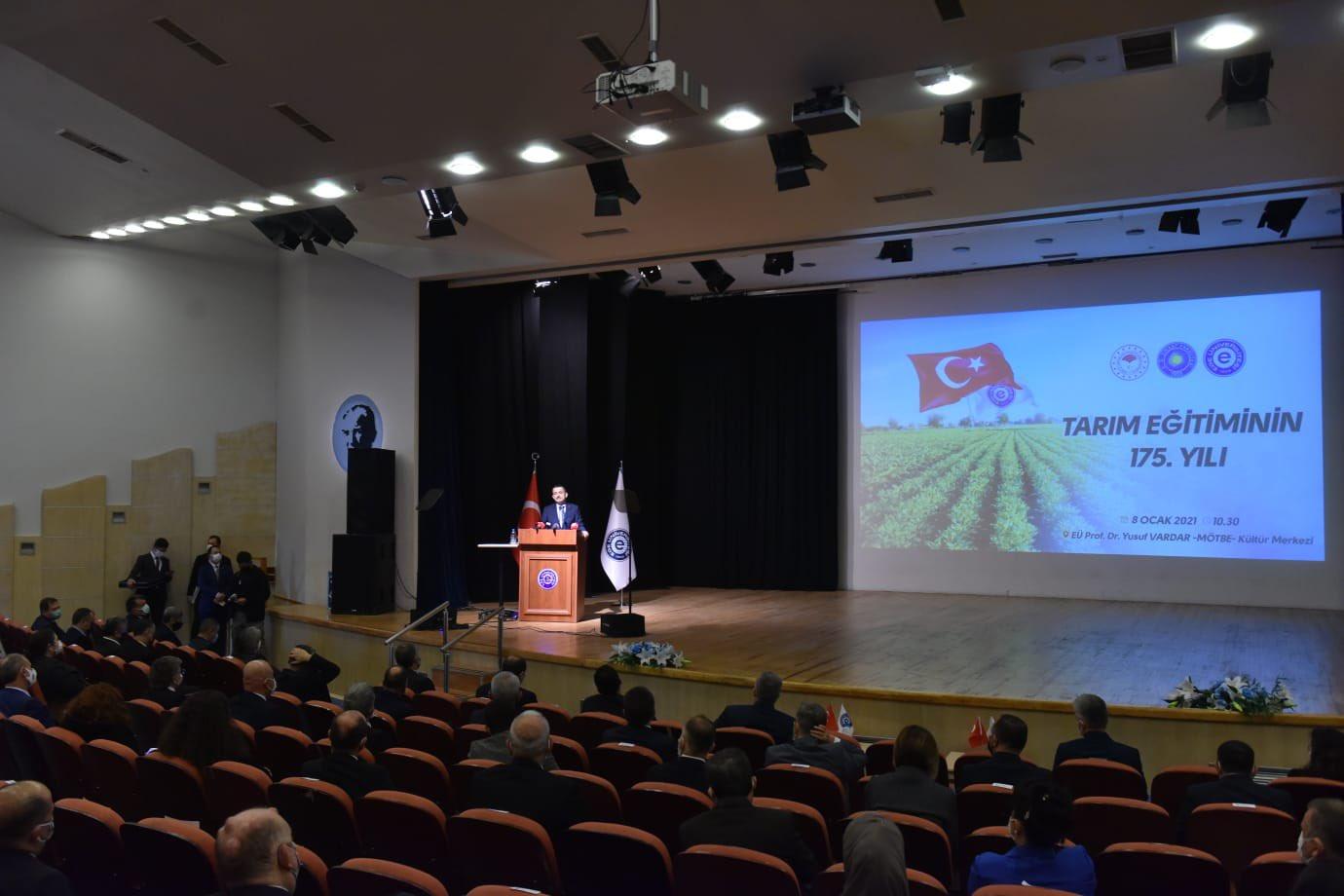 Türk Dünyası Tarım Çalıştayı'nın tohumları atılıyor