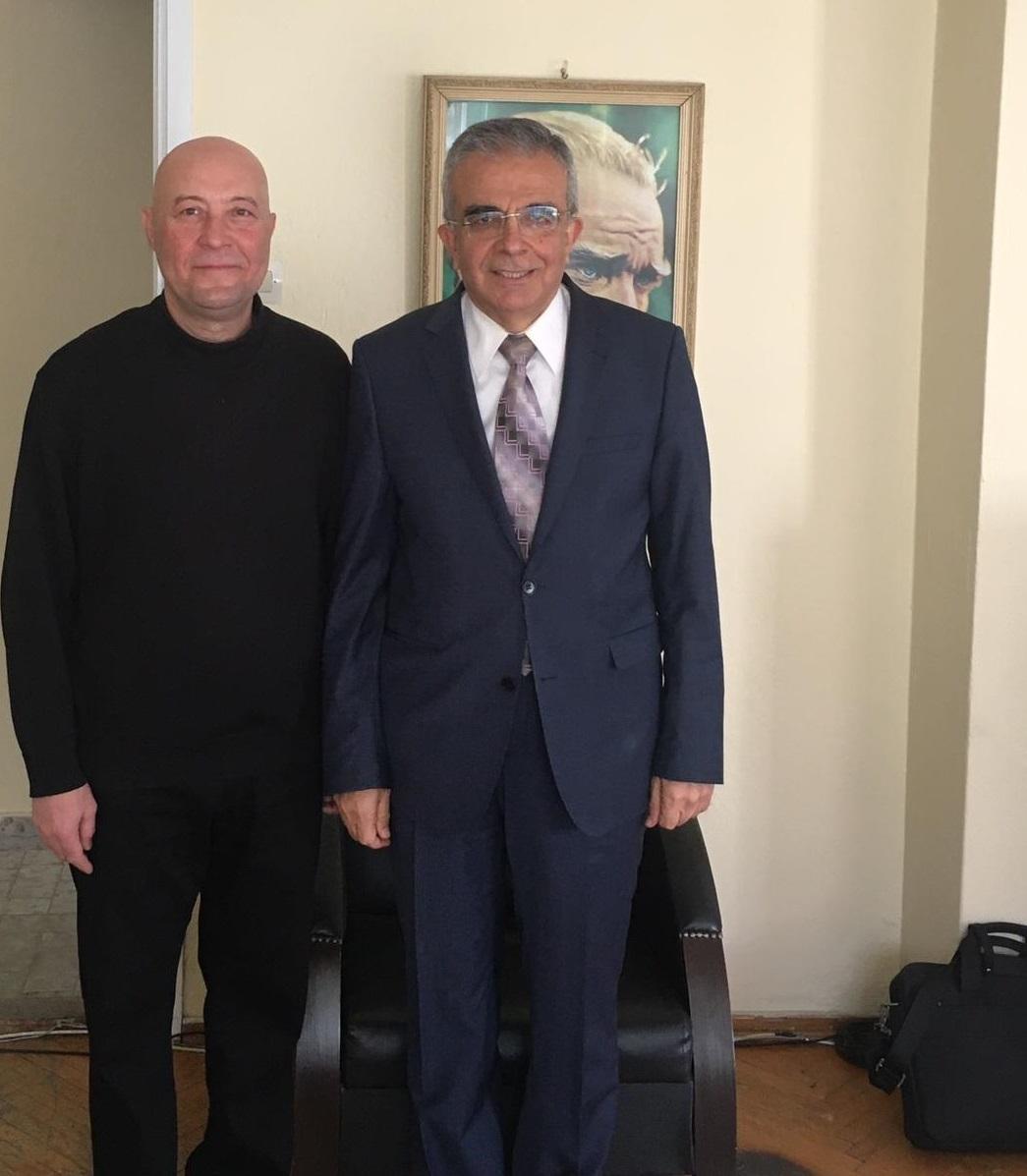 Ali Suat Ertosun ile AİHM ve İnsan Hakları Hukuku üzerine söyleşi