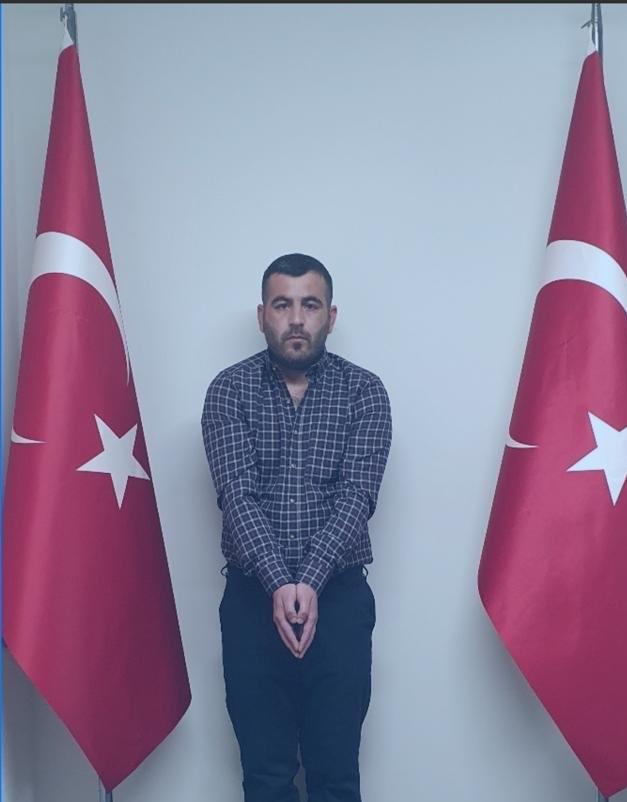 PKK'nın sözde lojistik sorumlusu İbrahim Parım MİT'in operasyonuyla yakalandı