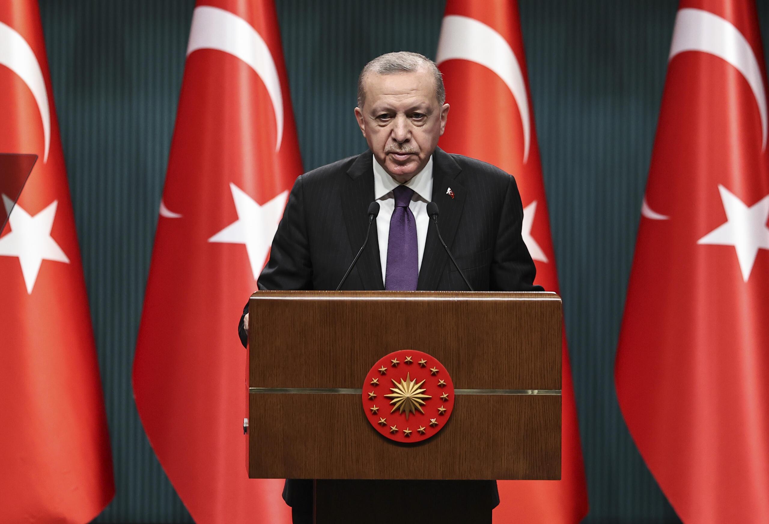 Cumhurbaşkanı: 'Türkiye'nin tekrar yeni bir Anayasayı tartışmasının vakti gelmiştir'