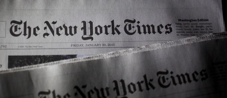 New York Times: 'Türkiye bugün beş milyon savunmasız insanı koruyan tek güçtür!'