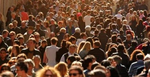 Türkiye'nin nüfusu, 2020'de 83.614.362oldu