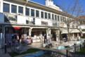 Manisa' da Havuzlu Çarşı'da şehrin nostalji resimleri sergileniyor