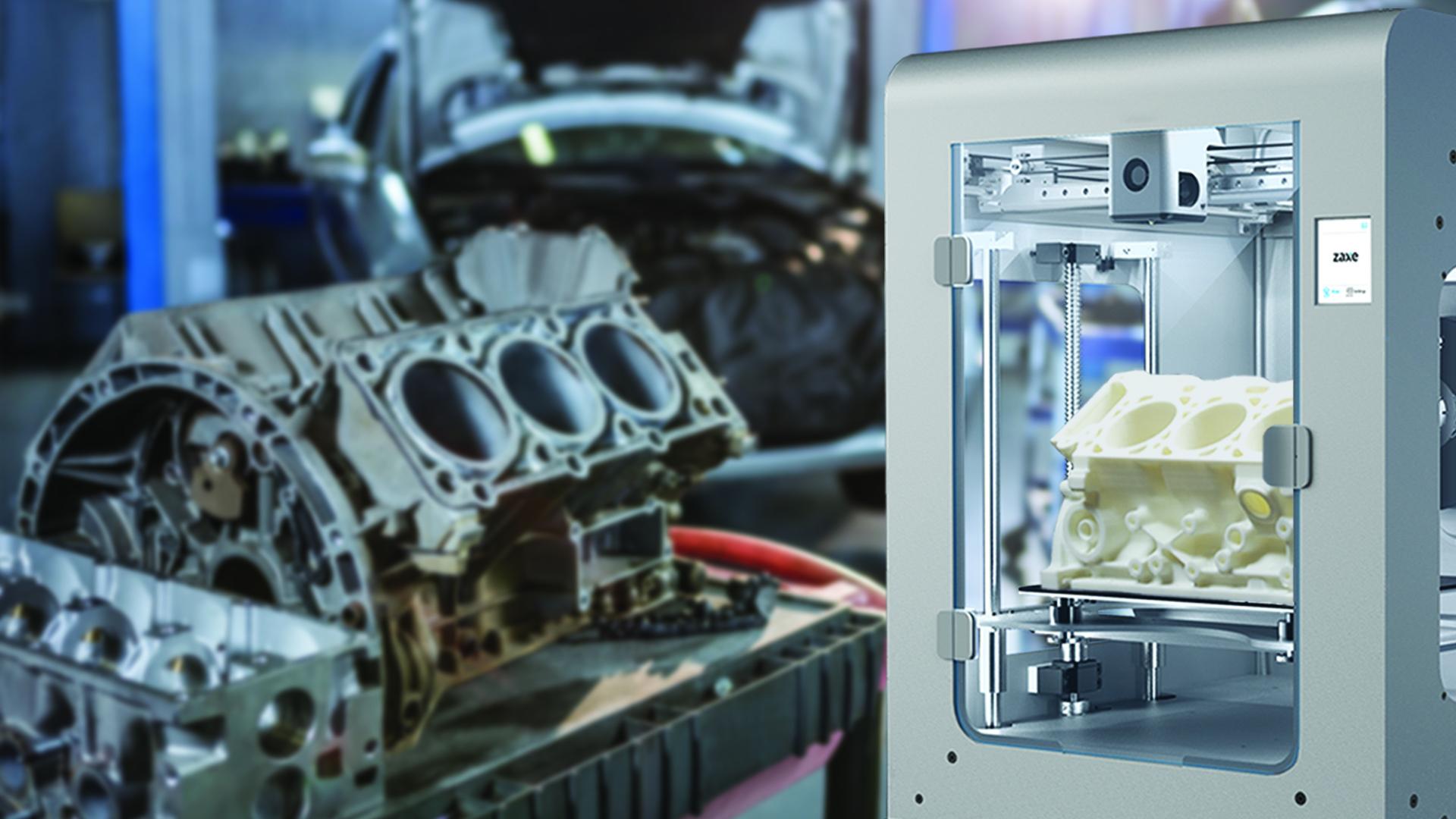 3D yazıcılar sanayi üretiminin yeni gözdesi oldu
