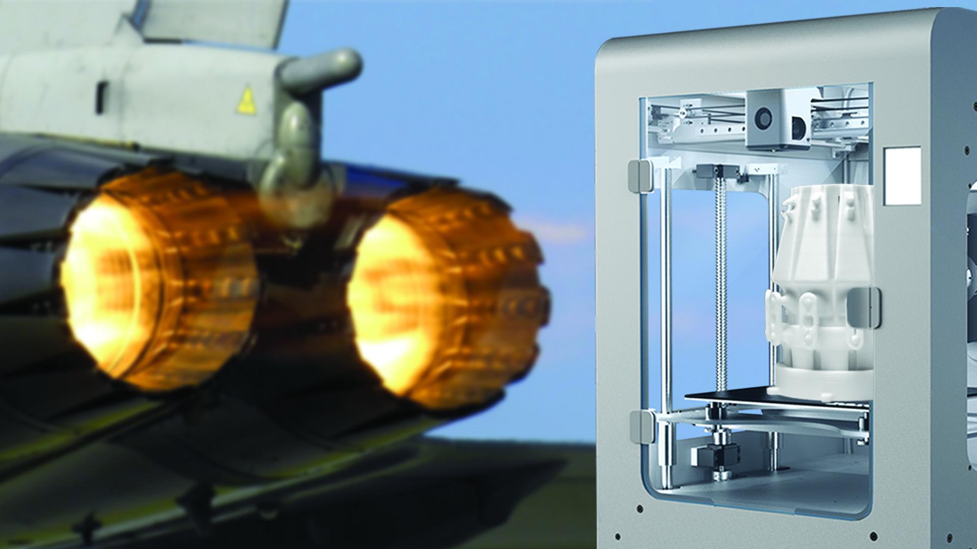 Uzay Programlarında ve Türkiye' nin Ay hedefinde 3D yazıcılar önemli yer kaplıyor