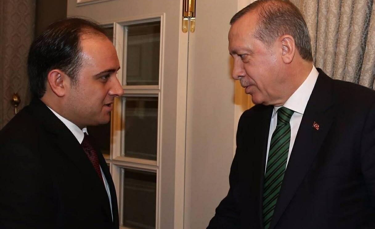 Murat Baybatur ve Tamer Akkal AK Parti MKYK listesinde