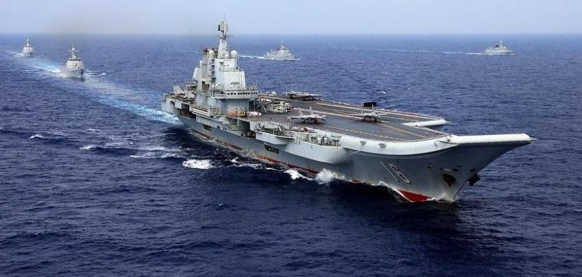 Çin'in 'Eğlence Gemisi' Uçak Gemisi oldu!..