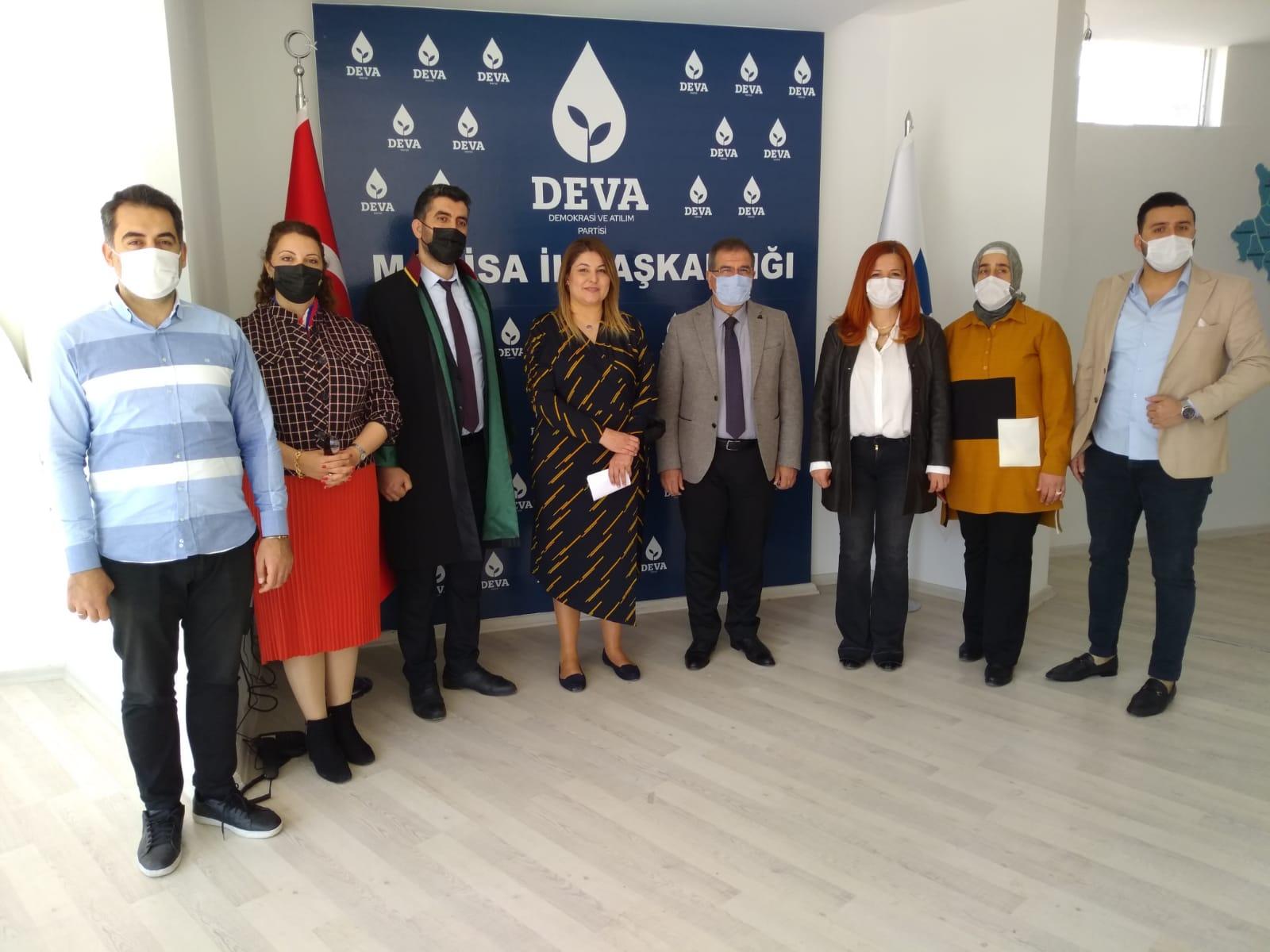 'DEVA' ŞİDDETE SUSKUN KALMADI