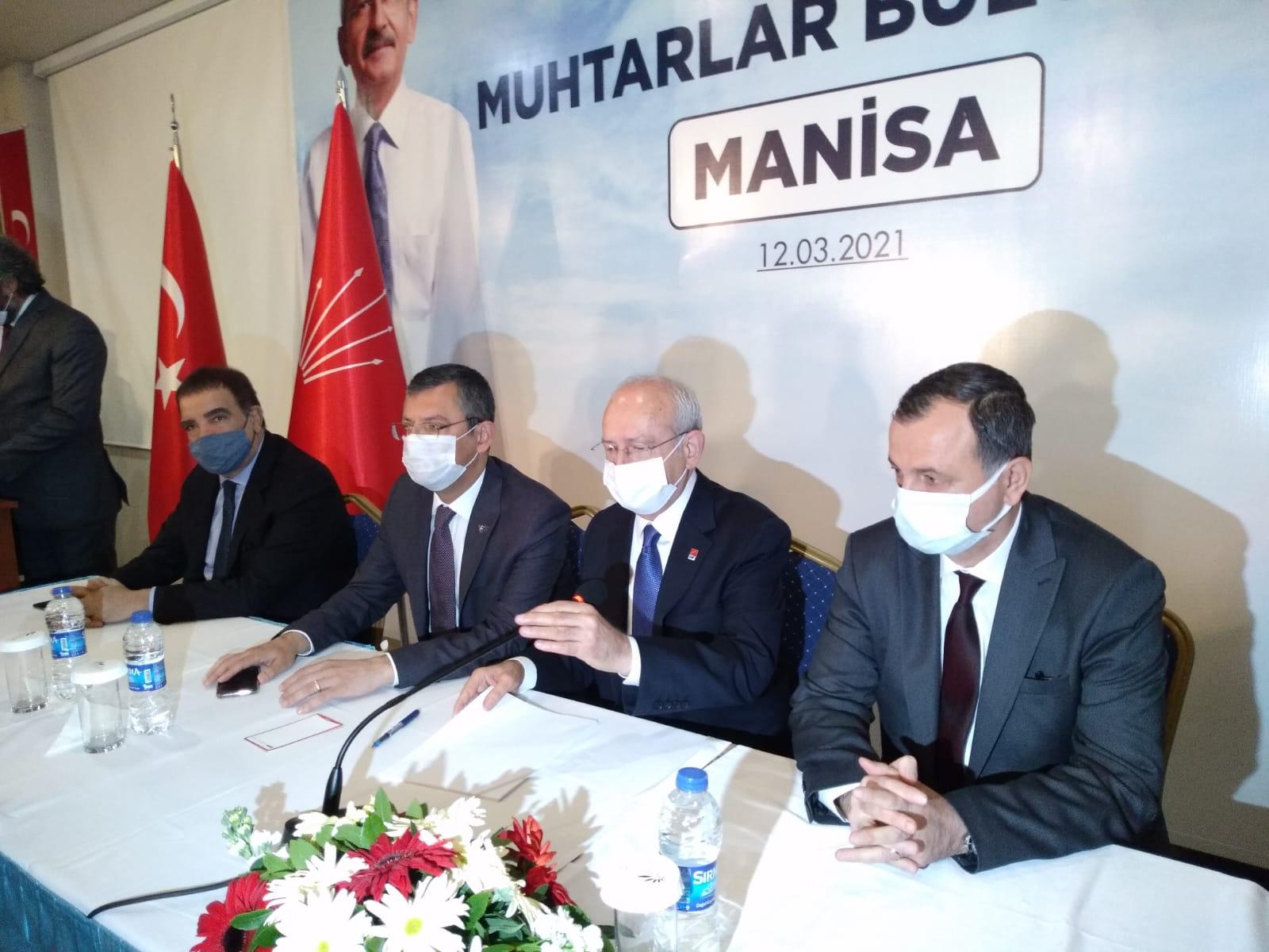 Kılıçdaroğlu: 'Ülkede demokrasi iflas etmek üzere!'
