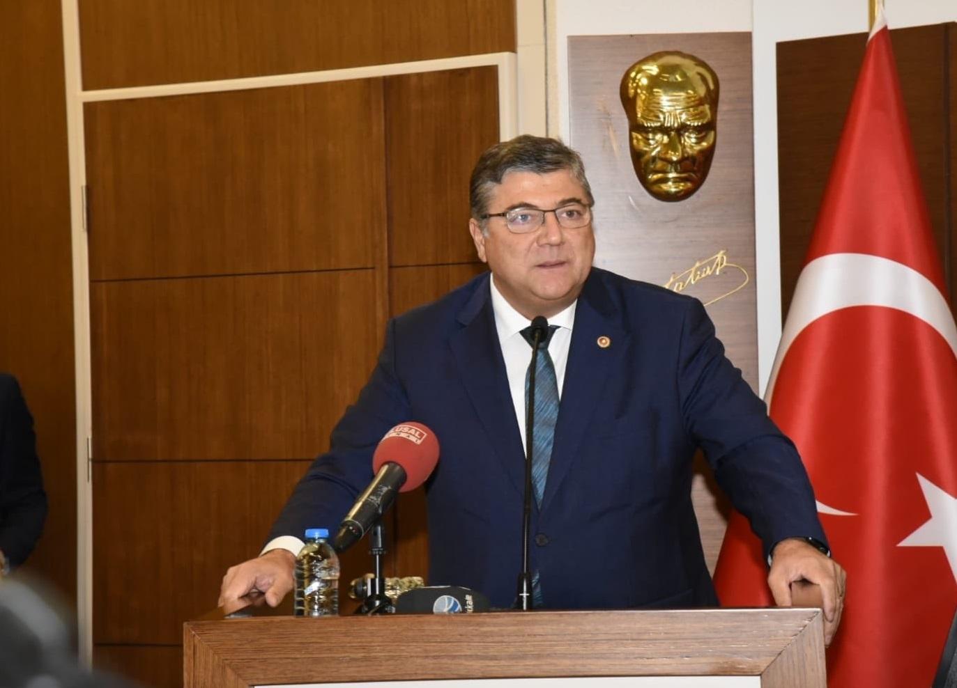 CHP'li Sındır: '100 bin esnaf kepenk kapattı'