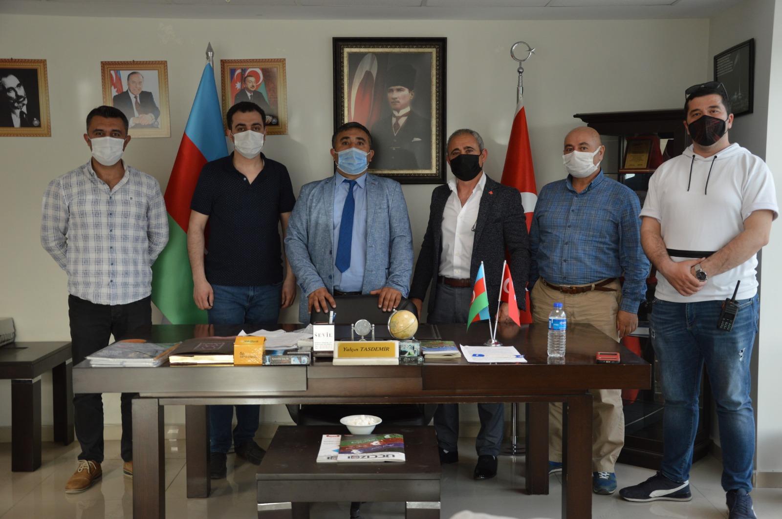 Manisa Azerbaycanlılar Kültür ve Dayanışma Derneği ilk toplantısını gerçekleştirdi.