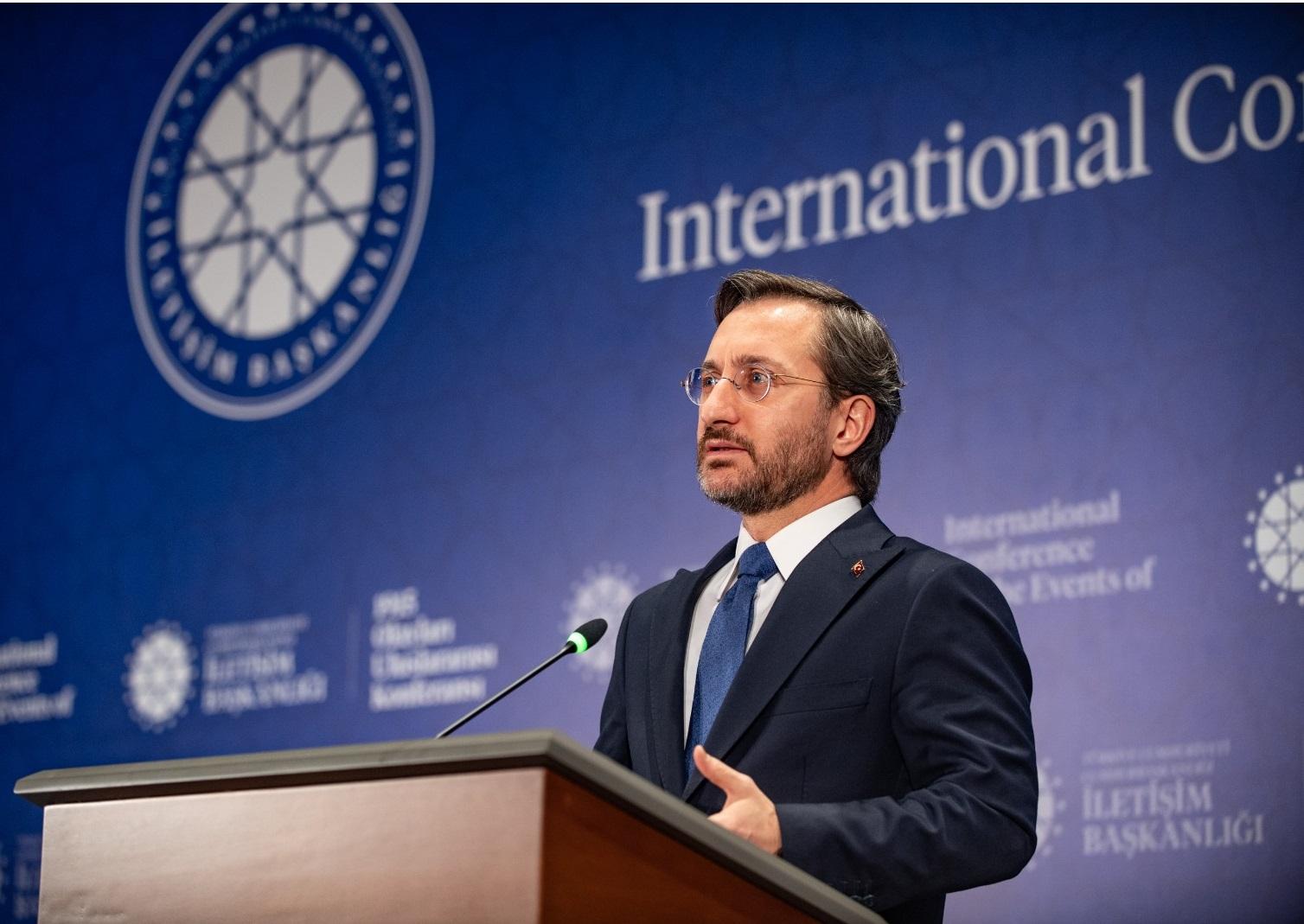 'Sözde 'Ermeni soykırımı' iddiası, sadece siyasi hesaplardan beslenen bir iftiradır!'