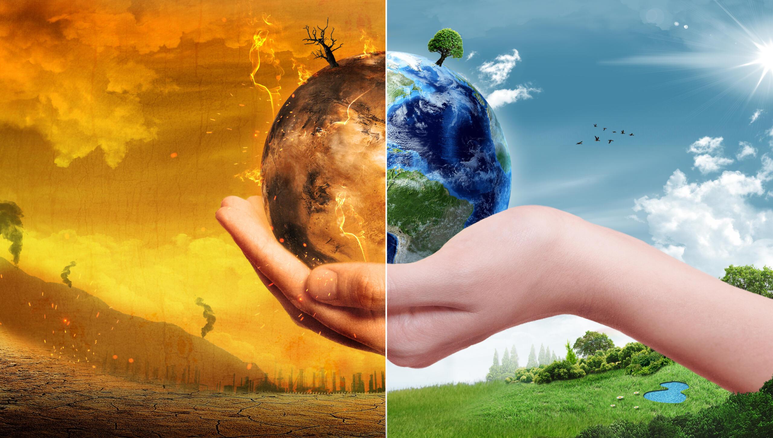 İklim Değişikliği, pandemiden 6 kat daha fazla ölüme yol açtı!