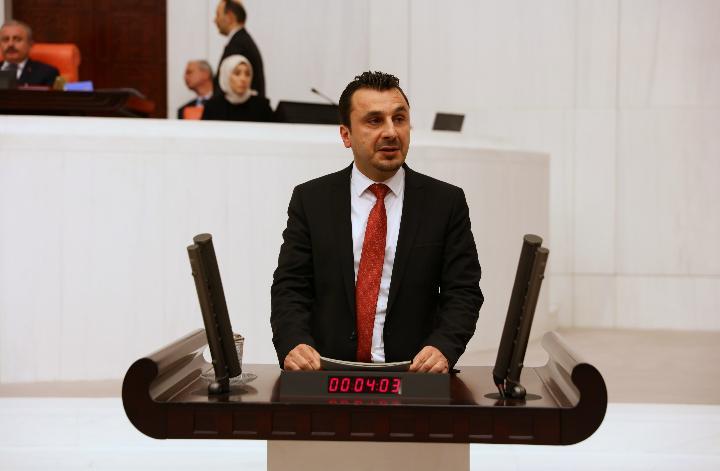 """CHP'li Başevirgen: """"Yem/Süt Dengesine Yasal Zorunluluk Şart"""""""