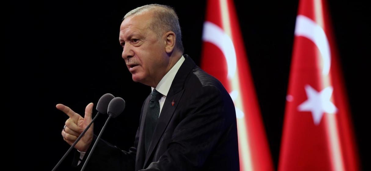"""Cumhurbaşkanı: """"Türkiye bu salgın sürecinden çok daha güçlenerek çıkacaktır"""""""