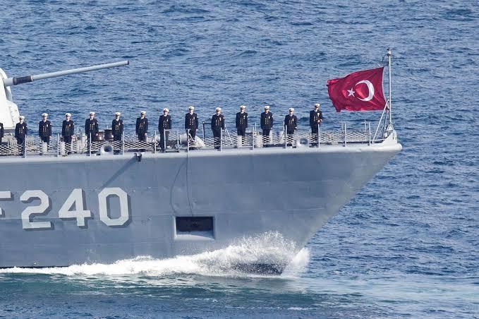 Türk Deniz Donanması gücüne güç katmaya devam ediyor