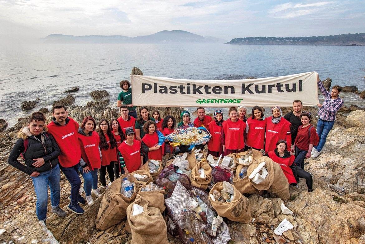 2020'de Türkiye 660 ton plastik atık ithal ederek Avrupa'da 1. oldu!