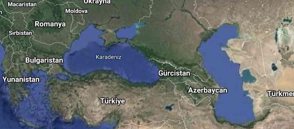 Rusya Ukranya gerilimi Karadeniz' de suların ısınmasına neden oluyor!