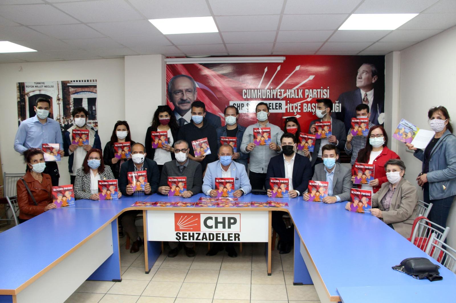 CHP'den Çocuklara 23 Nisan Hediyesi