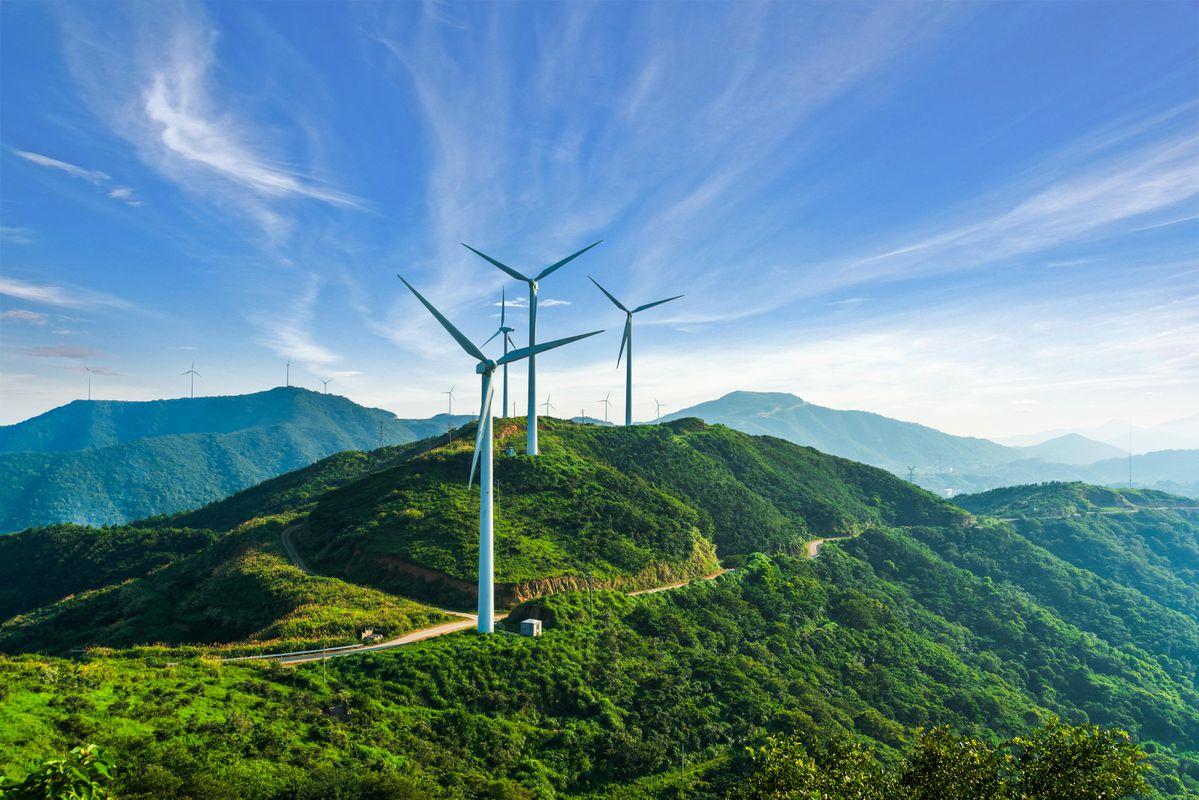 Yenilebilir kaynaklardan enerji üretiminde ilk 10'dayız!