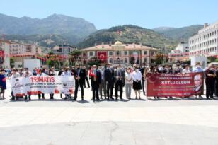 CHP'den Coşkulu Alternatif 19 Mayıs Kutlaması