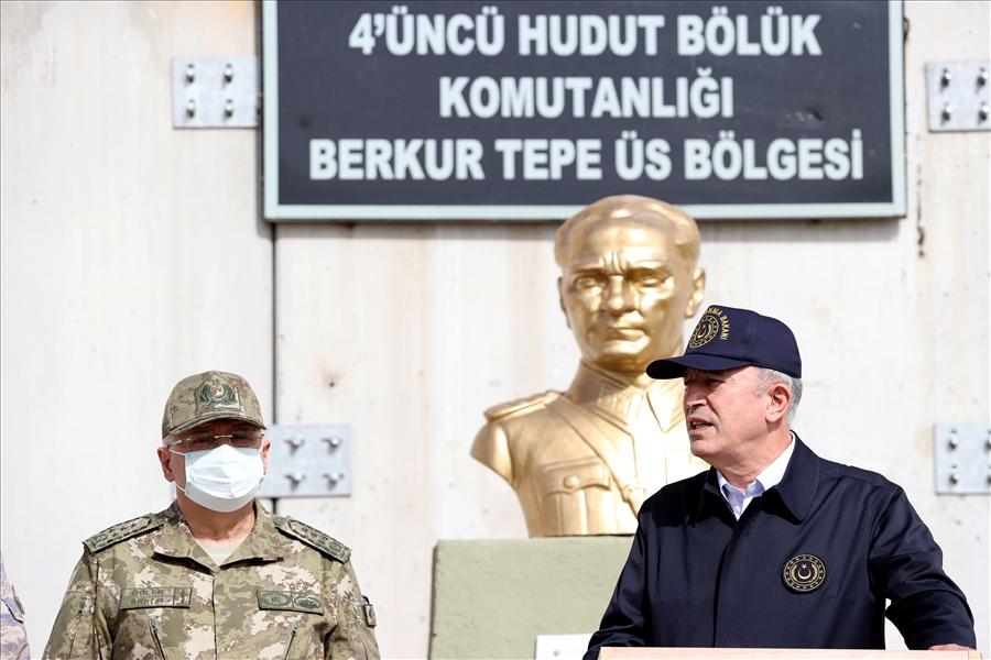 'Ne Kıbrıs'ta ne Ege'de ne Doğu Akdeniz'de hakkımızı çiğnetmedik, çiğnetmeyeceğiz!'