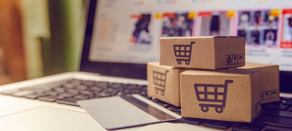 E-Ticaretin alışveriş alanında kapsam ve ölçeği genişleyip tabana yayılıyor