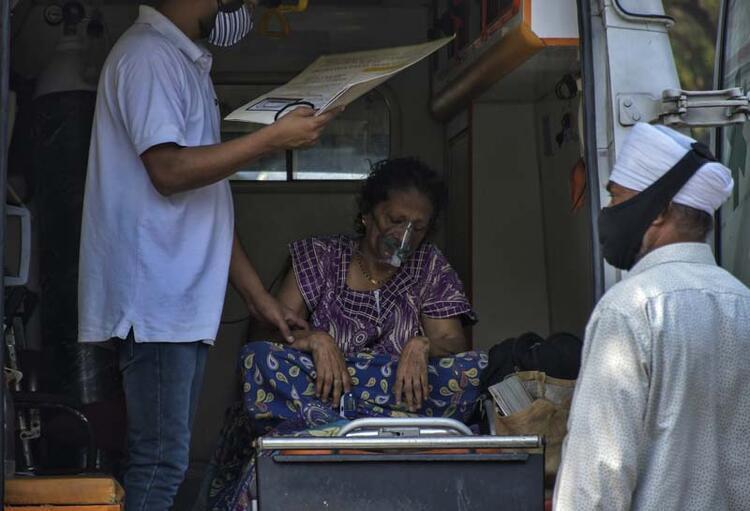 Dünya Sağlık Örgütü, Hint varyantını 'küresel endişe' olarak tanımladı