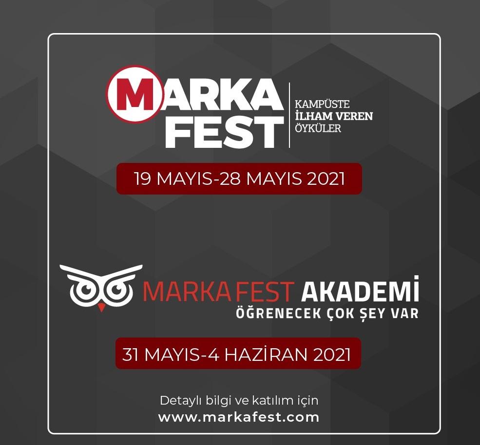 MARKAFEST'İN NABZI DİJİTALDE ATACAK!