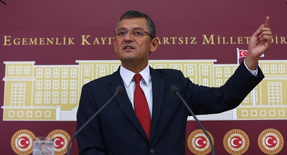 Özel'den Bakan Elvan'a: 'Parlamento'ya Kanun Teklifi Sunma Yetkiniz Yok!'