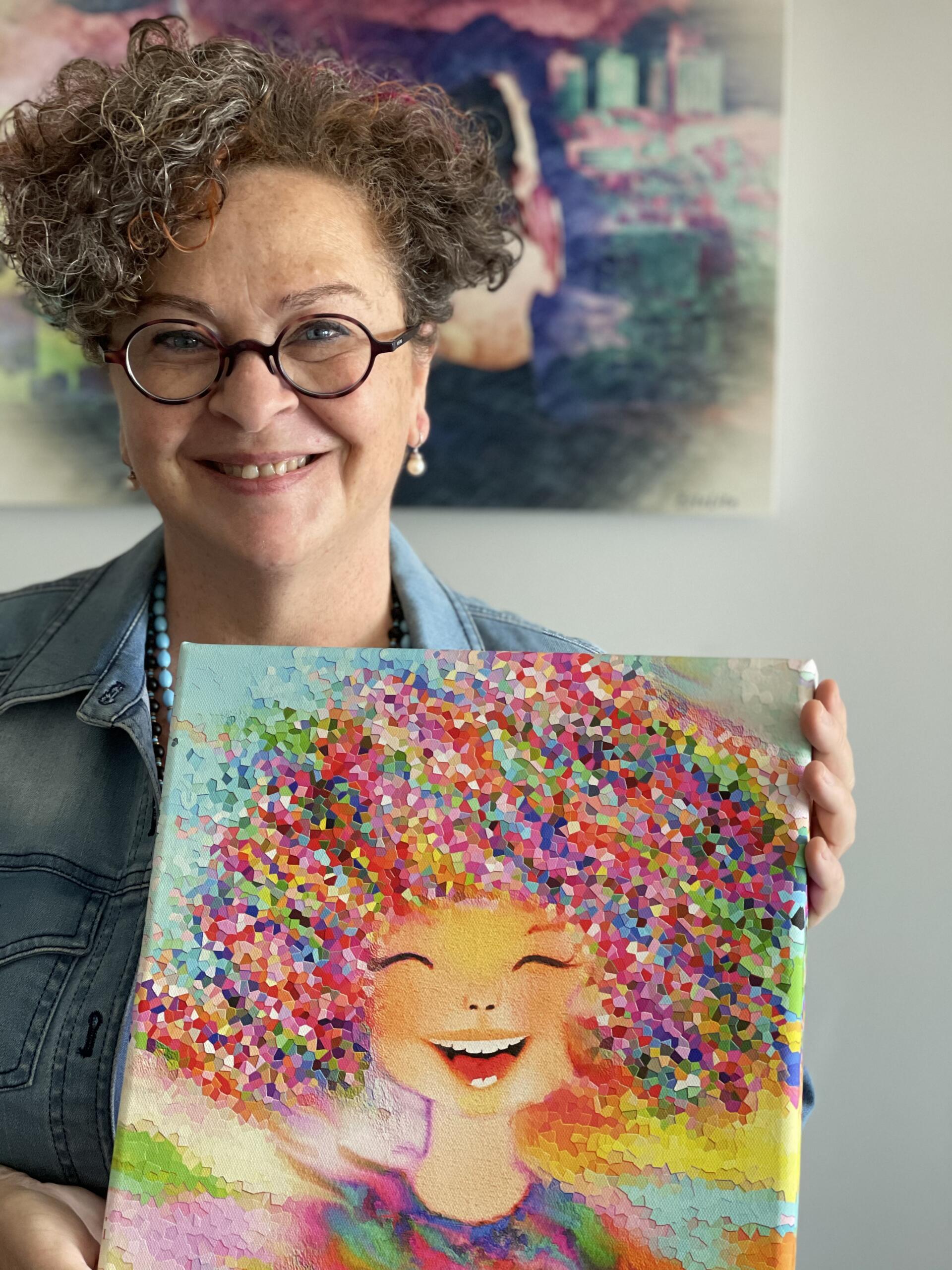 Estel Lita Russo Rotasını Geleceğin Sanat Akımına çevirdi