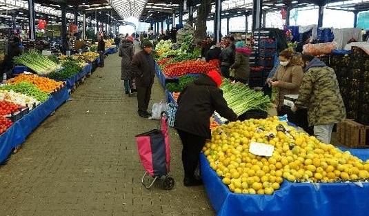 Mevsimsel olumlu etkilere rağmen gıda fiyatlarındaki artış devam ediyor!
