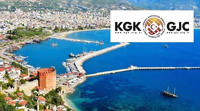Küresel buluşma 2 Temmuz' da Alanya'da başlıyor