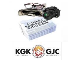 KGK: Gazetecilik demokrasinin nefesidir