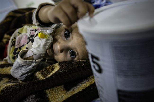 3 milyar yetişkin ve çocuk sağlıklı beslenemedi