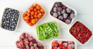 Dondurulmuş meyve sebze ihracatı yılın ilk yarısında yüzde 32 arttı