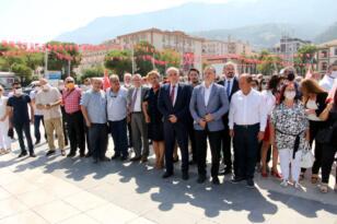 CHP'den Coşkulu 30 Ağustos Kutlaması