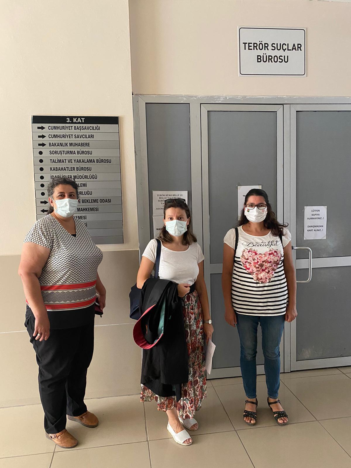 CUMHURİYET KADINLARI'NA 'TALİBAN' TEPKİSİ