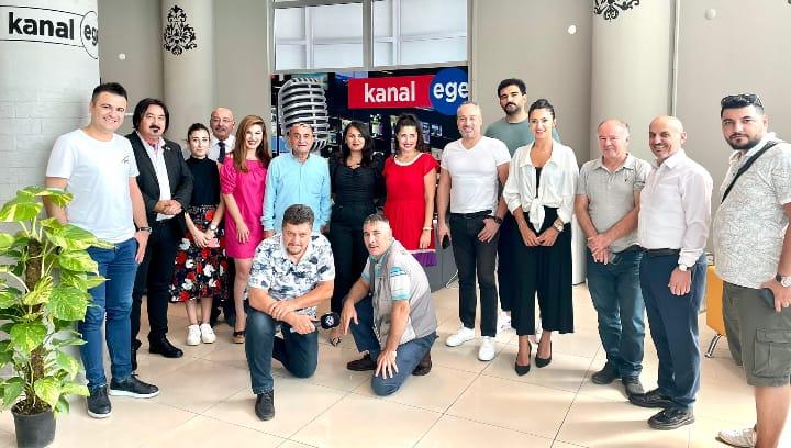 KANAL EGE TV Yeni Kadrosuyla Sonbaharda İzleyicilere Merhaba Diyecek