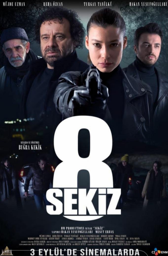 'Sekiz' filminin fragmanı yayınlandı